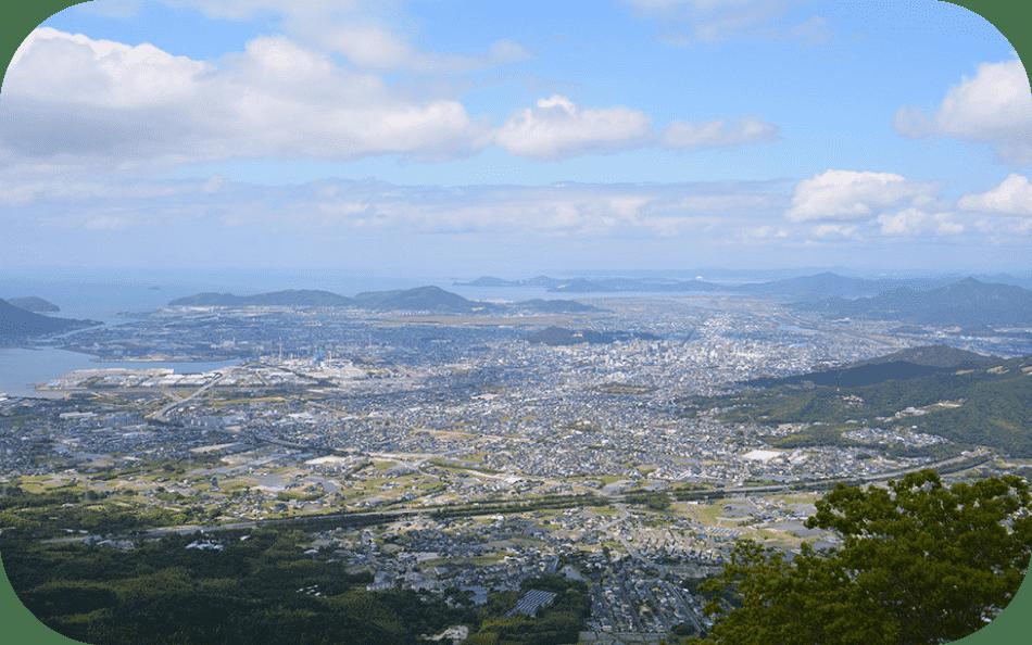 山口県防府市の写真